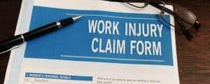 When can a worker apply for workers' compensation in Ontario