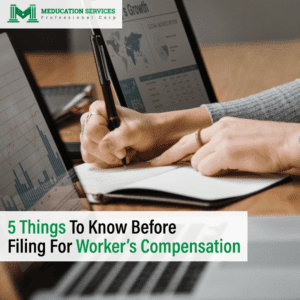 5 Things To Know Before Filing For Worker's Compensation