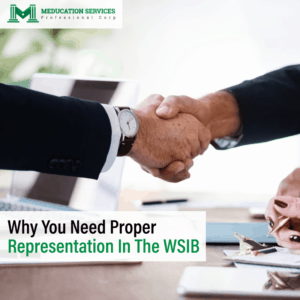 Why You Need Proper Representation In The WSIB