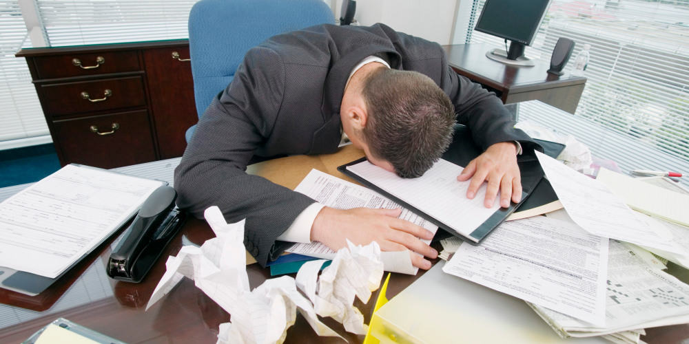 stress free workplace increase workplace safety
