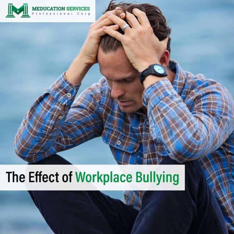 The Effect of Workplace Bullying