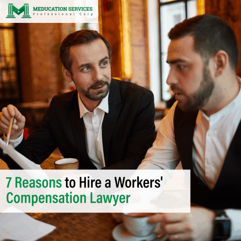 7 Reasons to Hire a Workers' Compensation Lawyer