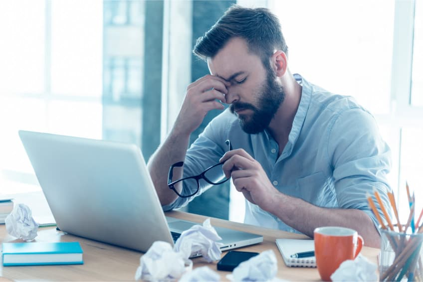 work related chronic mental stress