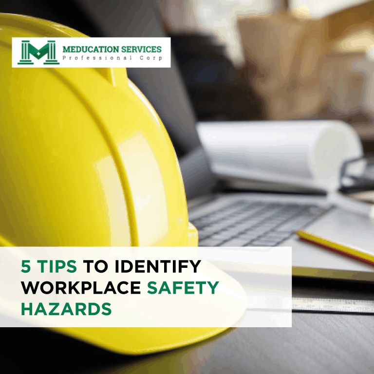5 tips to identify workplace safety hazards