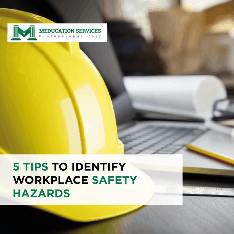 5 tips to identify workplace safety hazards
