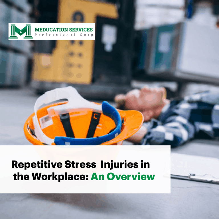 Repetitive Stress Injuries in the Workplace: An Overview