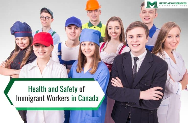 Occupational Health And Safety Of Immigrant Workers In Canada