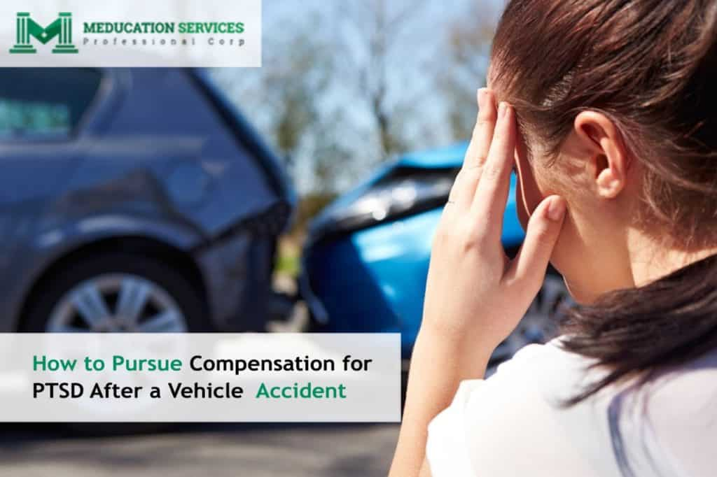 How to Pursue Compensation for PTSD After a Vehicle Accident
