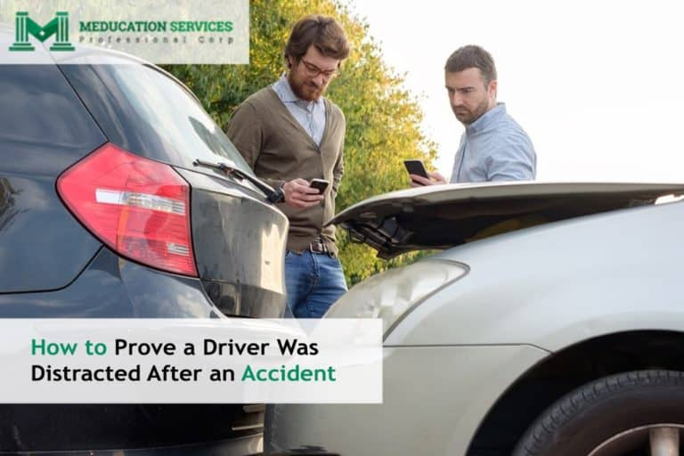 How to Prove a Driver Was Distracted After an Accident