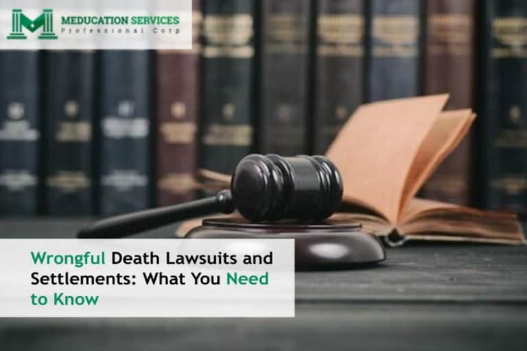 Wrongful Death Lawsuits and Settlements: What You Need to Know