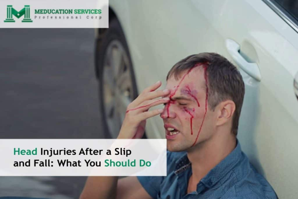 Head Injuries After a Slip and Fall: What You Should Do
